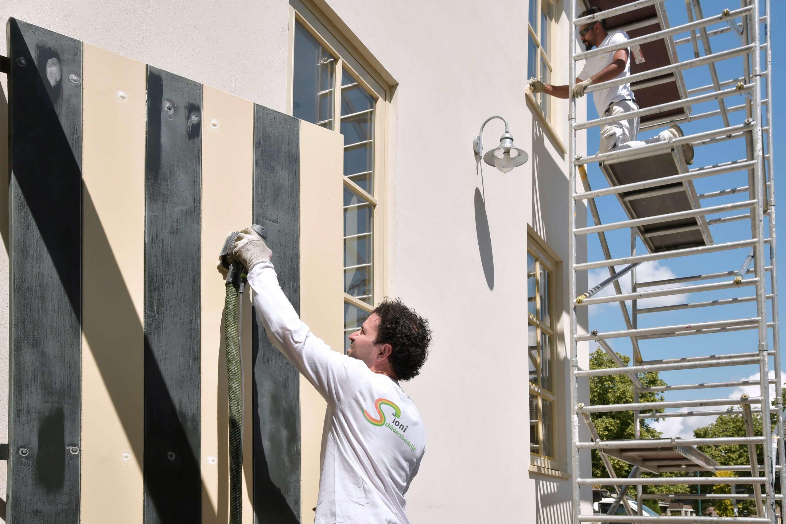 Toni Schildersbedrijf Buitenschilderwerk